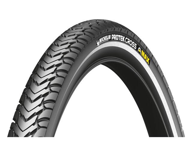 "Michelin Protek Cross Max Fahrradreifen 28"" Draht Reflex"
